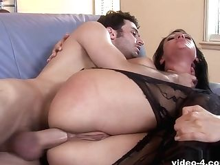 Victoria Sin & James Deen In Real Rough Fucking Inbetween...