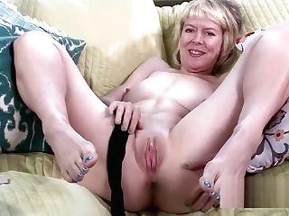 Granny Stockings & Fucktoys