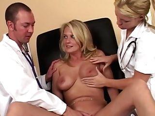 Crazy Porn Industry Star Bridgette Lee In Fabulous Matures, Blonde...