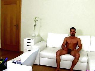 Crazy Pornographic Star In Fabulous Casting, Underwear Fuck-fest Clip