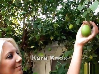 Sensuous Kara Rails On A Lengthy Member