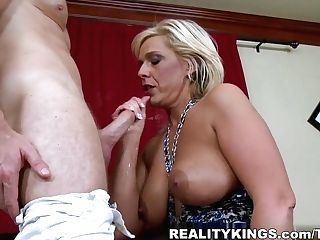 Horny Adult Movie Star In Fabulous Suck Off, Big Backside Porno Movie